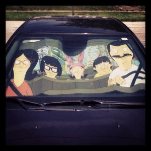 I have the Belchers ( bobsburgersfox) with me fb2317e3b5f