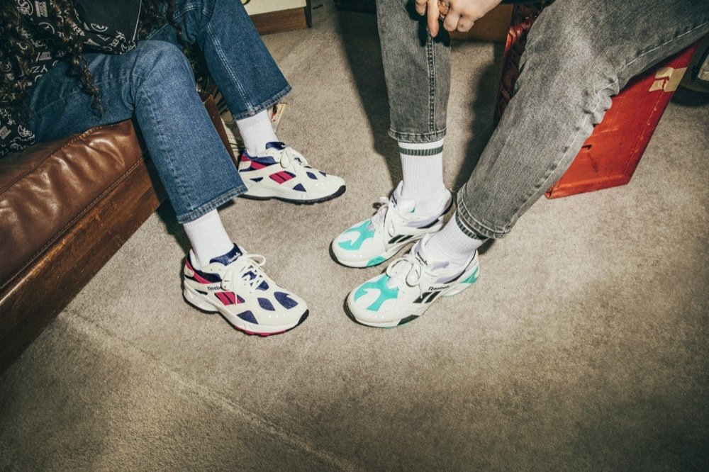 Curated image with Reebok Aztrek OG, Reebok Aztrek OG ...