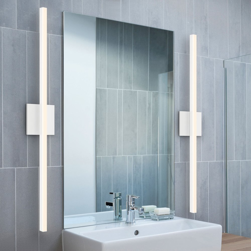 How To Light A Bathroom Lighting Ideas Tips: Design Necessities - YLighting