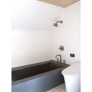 K-1167-VB | Underscore 5-foot VibrAcoustic Bath, 30 Inches Wide ...