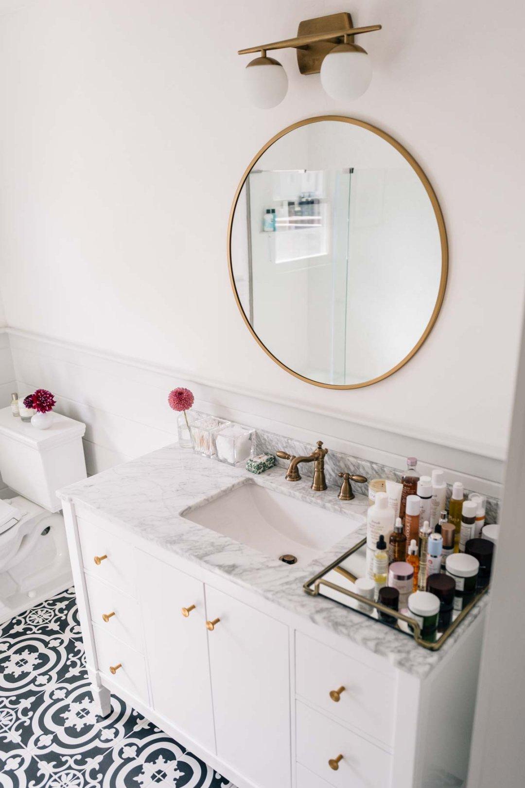 Bathroom Renovation: Reveal Part I | Jess Ann Kirby