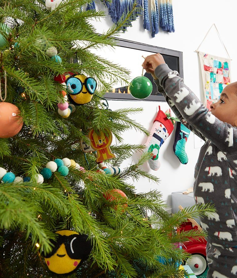 Christmas Tree Decorating Ideas and Tips | The Land of Nod
