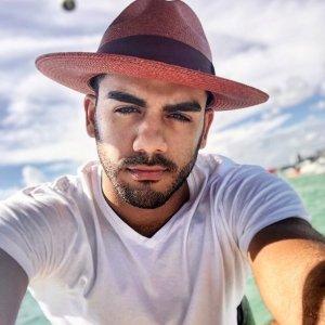 e2da6e7f Men's Authentic Ecuadorian Brick Panama Hat   Cubavera