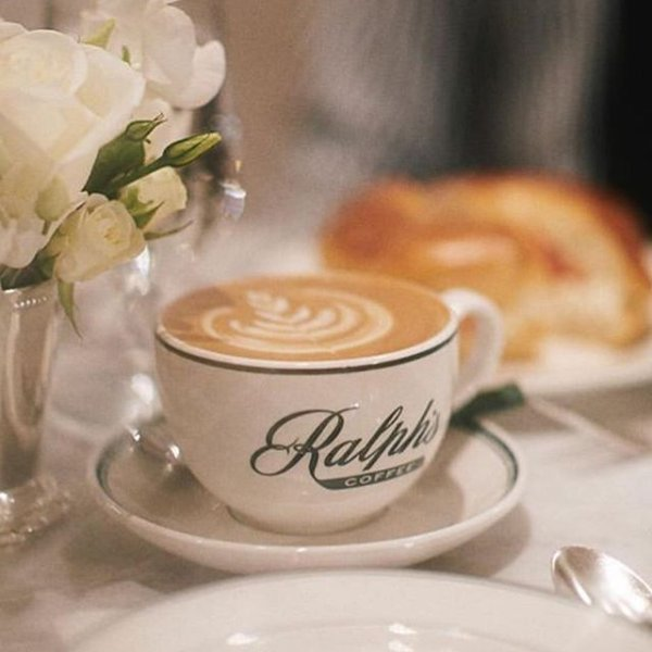 Ralph Lauren transports you to Ralph s Café—a world of charm and glamour,  intimacy 7231fdb4c7e