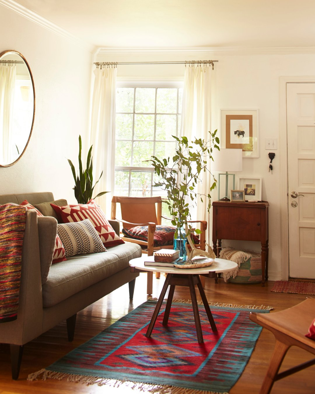 Shop These Resources For A Texture Rich Bohemian Blend Apartment Therapy