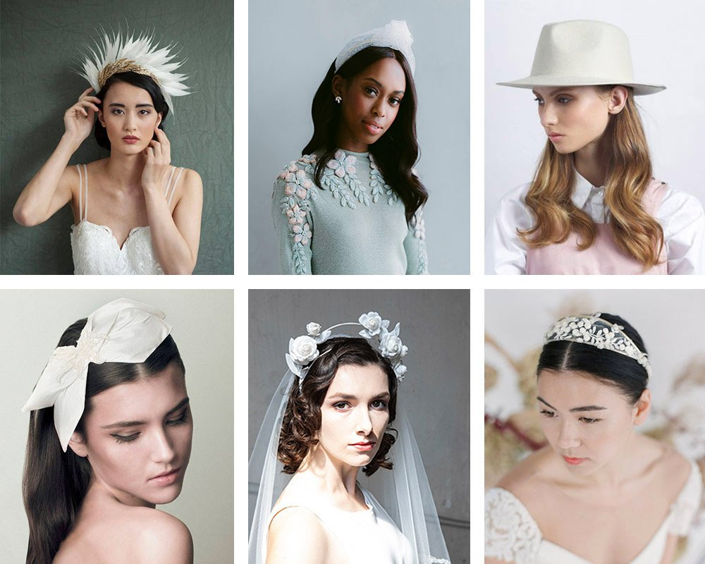 d8d3f1bbabcc Curated image with Feather headpiece from Agnes Hart, $472, Tulle turban  headband from Hushed ...