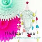 instagram profile for mahzerandvee. opens in a new tab