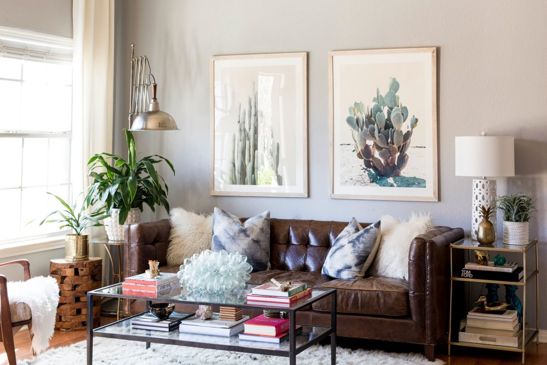 House Tour An Austin House With A California Cool Style Apartment Therapy