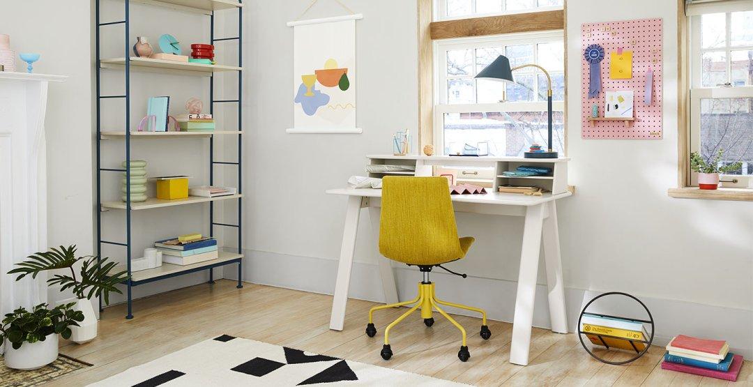 Home Office Inspiration West Elm