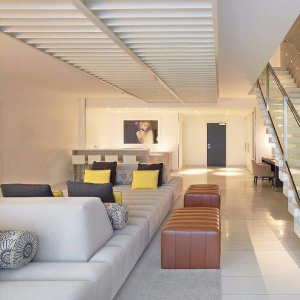 Interior design for hardrockhotels by markzeff