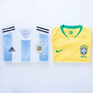 cda131defe7 Official Argentina National Soccer Team Jerseys (kits)