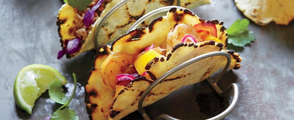 Cinco de Mayo party tacos