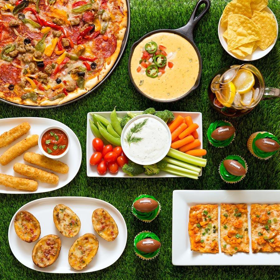 Easy Football Party Foods 5 Things To Buy Plus 1 Diy Walmart Com
