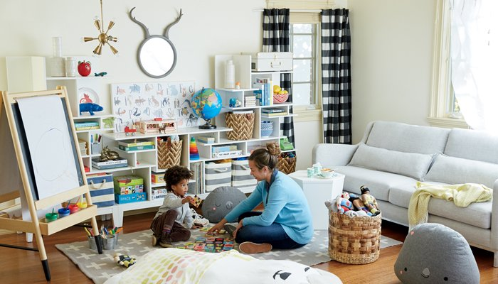 Kids Playroom Design Ideas The Land Of Nod