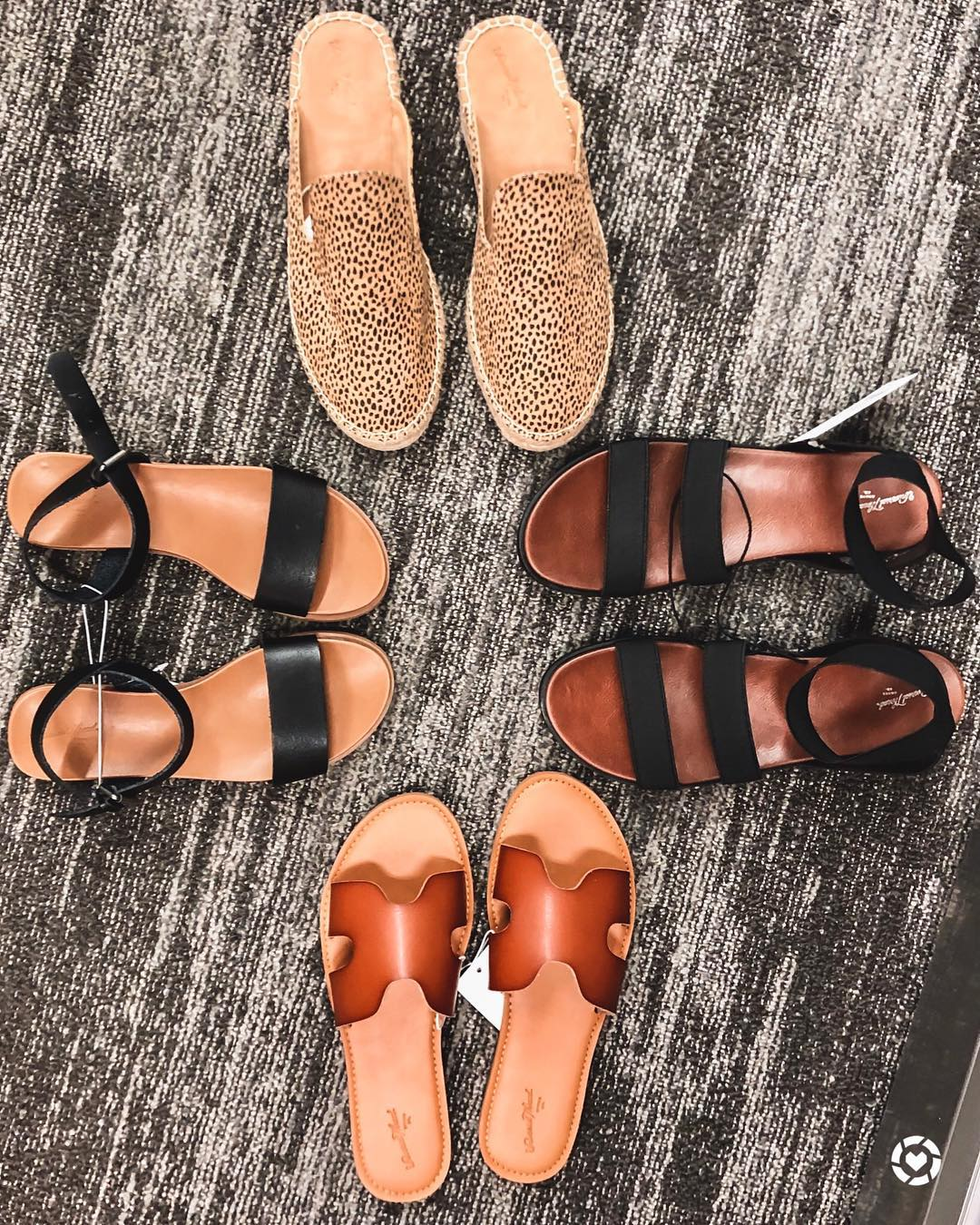 6d99f0c217d4 Women s Jenny Slide Sandals - Universal Thread   Target Finds