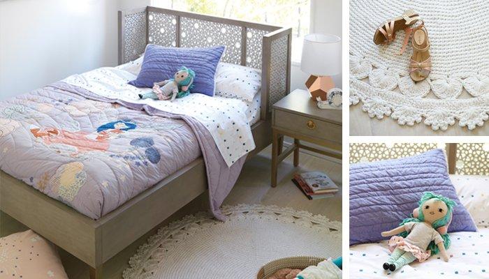 girls bedroom ideas & room theme inspiration | the land of nod