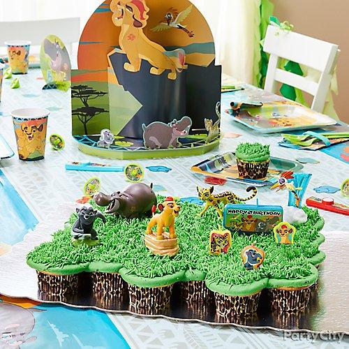 Idea 12 Create A Pull Apart Cupcake Cake