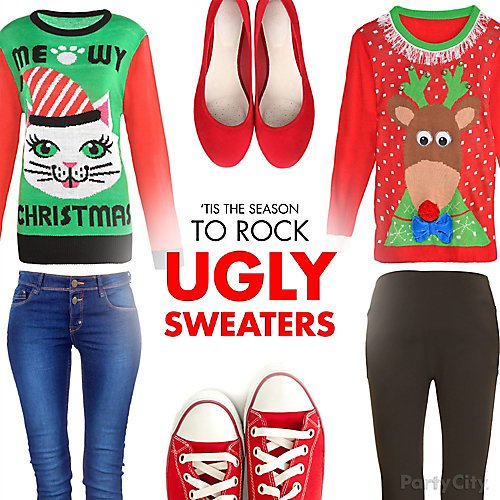 9 Festive Christmas Party Outfit Ideas Party City