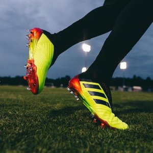 36386d3f8d407d Electric control ⚡ Shop the  adidasfootball Energy Mode  Predator 18  collection at the