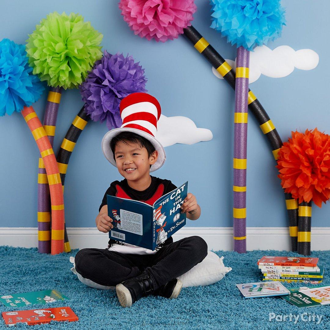 e6eca23cfef2de Cat In The Hat Headband Party City – Unique Birthday Party Ideas and ...