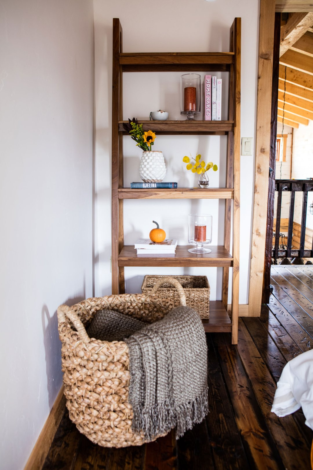 fall bedroom decor inspiration crate and barrel blog