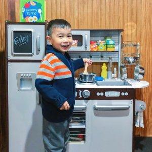 Uptown Espresso Play Kitchen