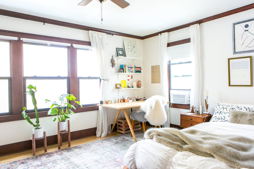 Get The Look Handmade Amp Upcycled Modern Style Apartment