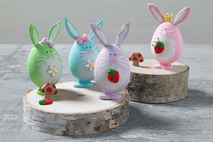 3 Imaginative DIY Easter Egg Projects