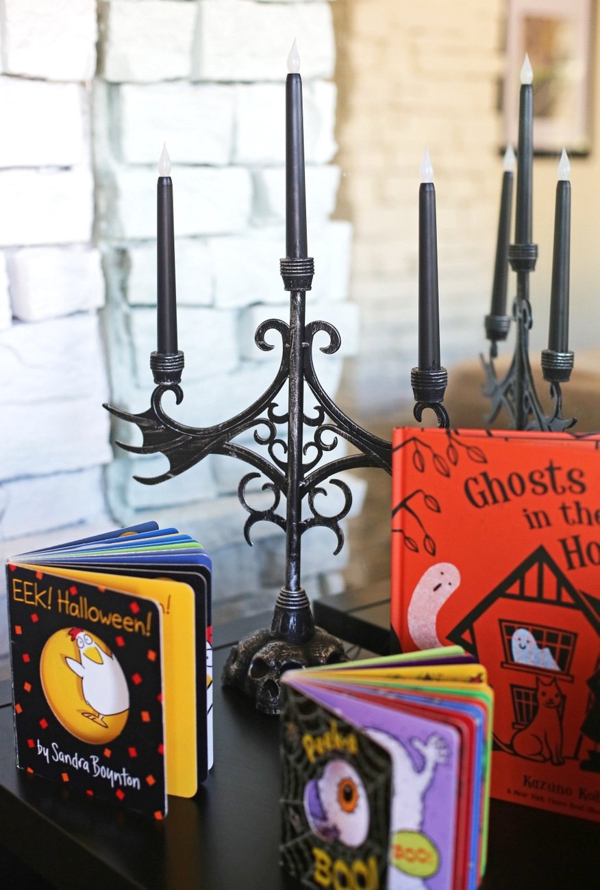 Three Things I Love to Decorate with for Halloween