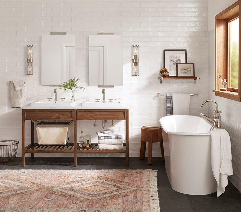 How To Choose Bath Hardware