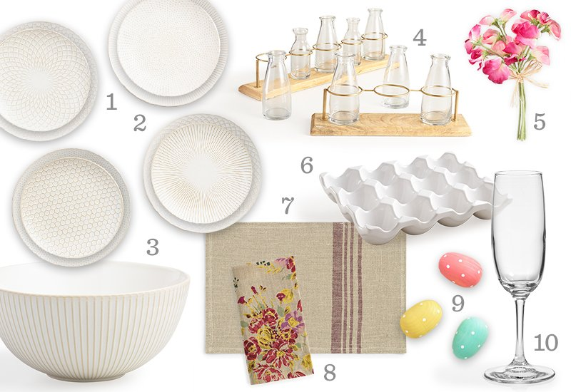 10 Easter Brunch and Party Essentials - Discover, A World Market Blog