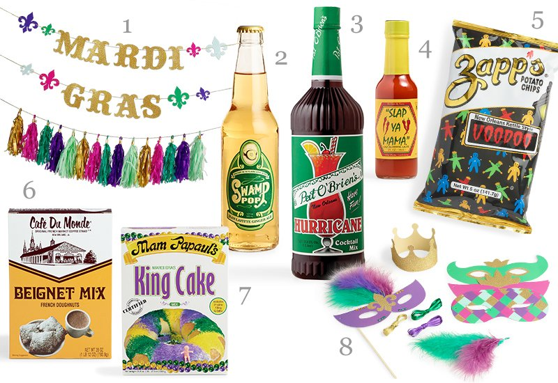Let the Good Times Roll! It's Mardi Gras MADNESS. - Discover, A World Market Blog