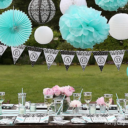 Always and Forever Engagement Party Ideas | Party City