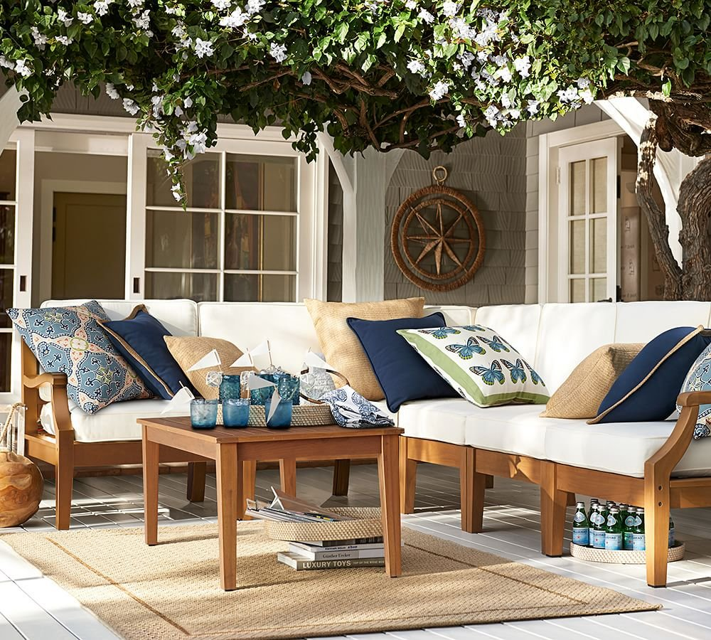 Pottery Furniture: How To Clean Your Outdoor Furniture