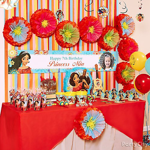 Curated Image With Custom Elena Of Avalor Photo Banner