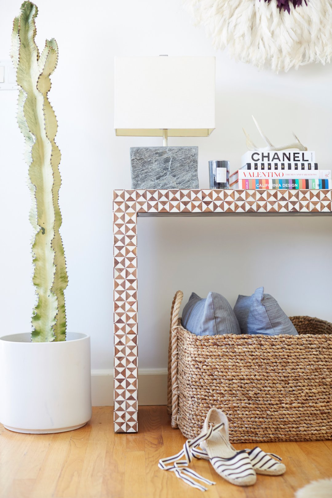 Mixing Styles For Modern Glam Decor Crate And Barrel Blog