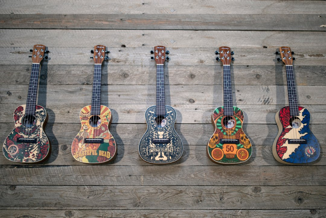 Ukuleles Guitar Center