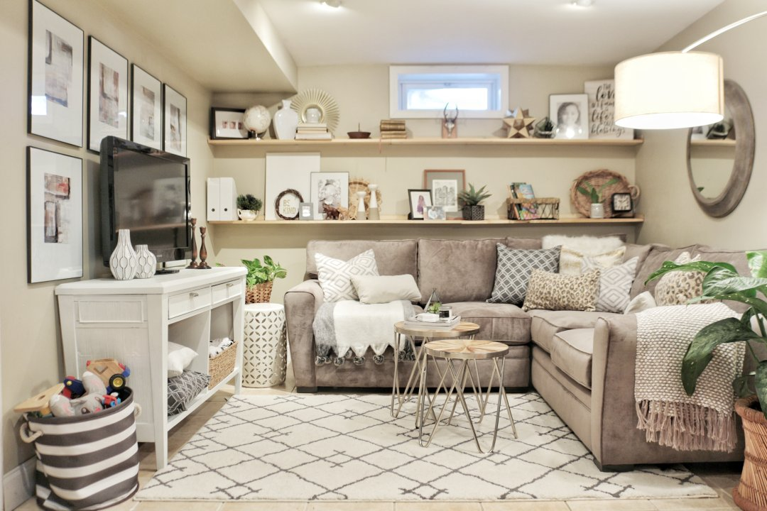 Unfinished Basement Laundry Room Ideas On A Budget