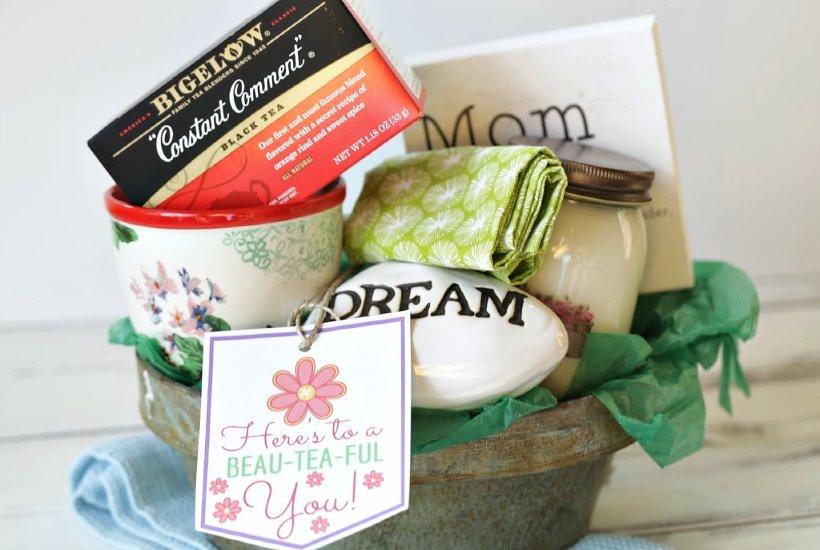 You Re Beau Tea Ful Diy Mother S Day Gift Idea The Farm Girl Gabs