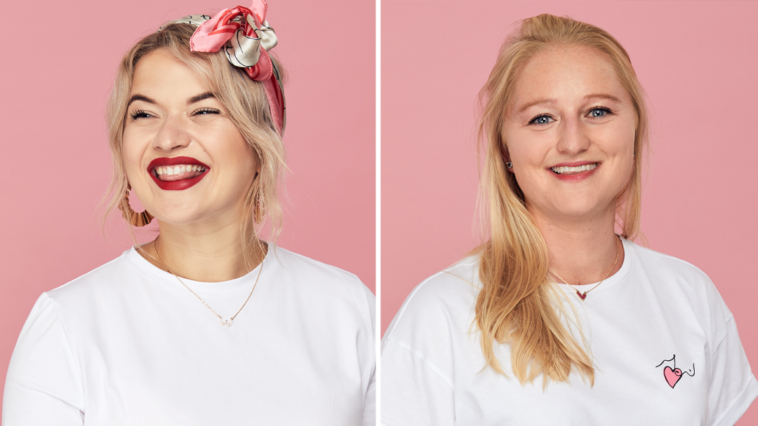 Breast Cancer Awareness Month: Meet CoppaFeel! Ambassadors Charlie and Jess