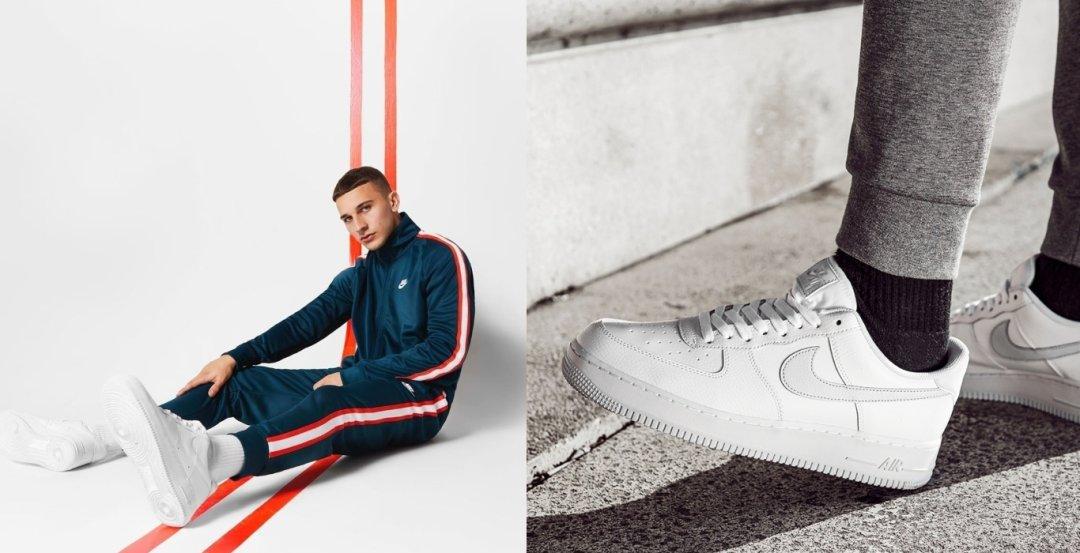 Scarpe bianche: Nike Air Force 1