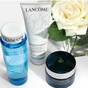 Bi-Facil and Crème Radiance Cleansing and Clarifying Duo by Lancôme #17