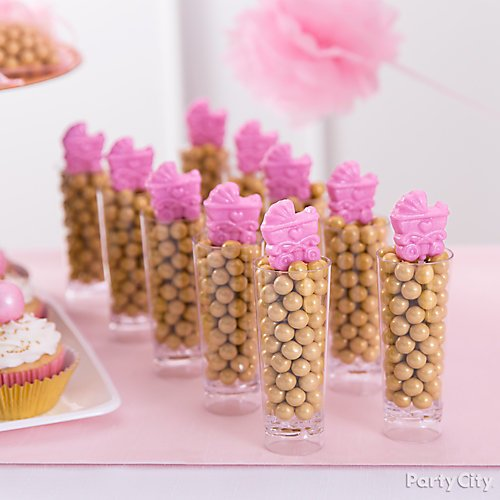 Idea 9 Theyll Stroll Right Over To This Baby Shower Treat