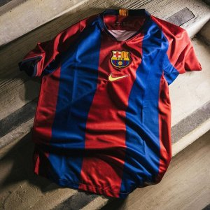 8cca88bbb Catalan throwback ↩ .  nikefootball unleashes a special edition remake of  their first ever