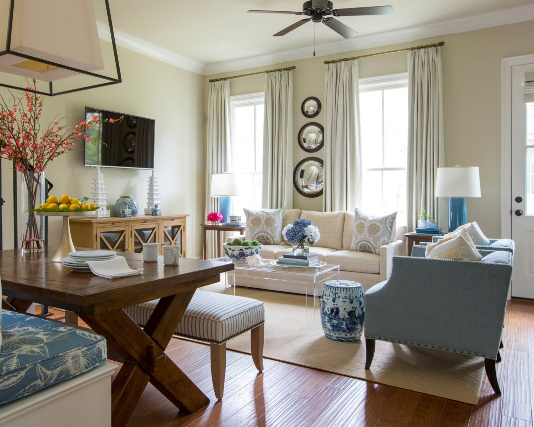 House Tour: Cape Cod Inspired Home by Rachel Cannon | How to ...
