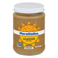 Shop MaraNatha Almond Butter Creamy, 12.0 OZ - Walmart.com and more