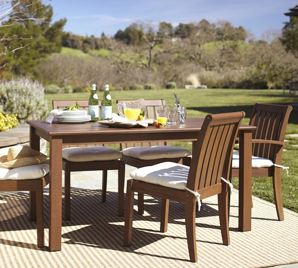 How to Clean Your Outdoor Furniture Pottery Barn