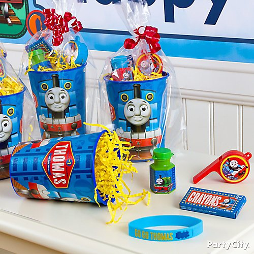 Outstanding Thomas The Train Party Ideas Party City Home Interior And Landscaping Sapresignezvosmurscom