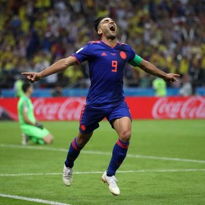 Colombian Redemption🇨🇴 ⠀ Sensation play from  falcao    jamesrodriguez10  keeps Colombia s   4a2f6ba9c