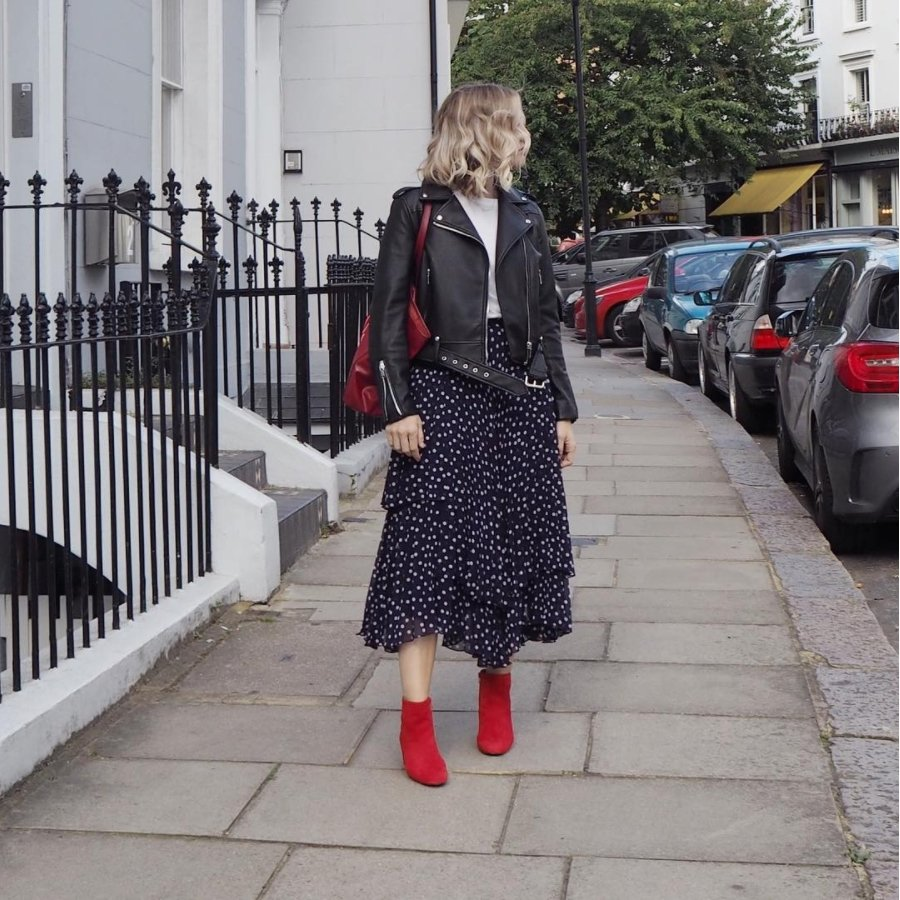 5b76aa1969d Ladies Red Boots, Shoes and Trainers | Dune London